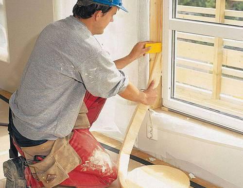 Как утеплить окна своими руками