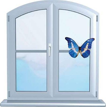 Окно ПВХ, как способ дополнить интерьер