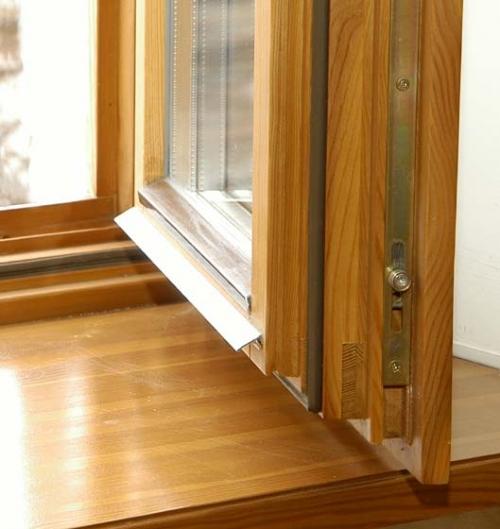Современные деревянные евро окна